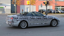 2012 BMW 6-Series Cabrio caught topless