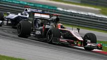 Kolles plays down criticisms of HRT's Dallara car
