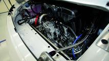 2009 Porsche 911 GT3 RSR Race Car