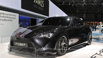 Toyota FT-86 II concept photo shoot [video]