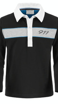 Porsche 911 To The Core collection - boys rugby shirt