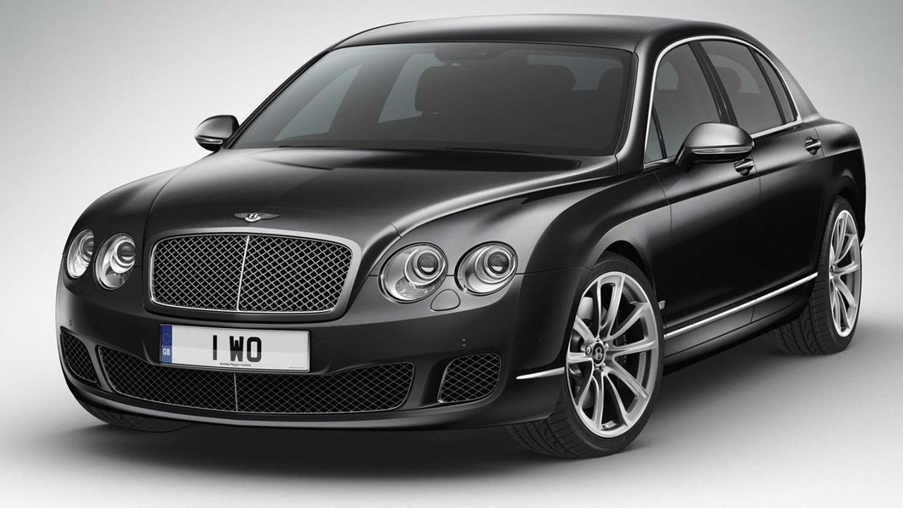 Bentley Continental Flying Spur Arabia special edition