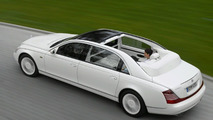 Maybach Landaulet Green-Lighted for Production