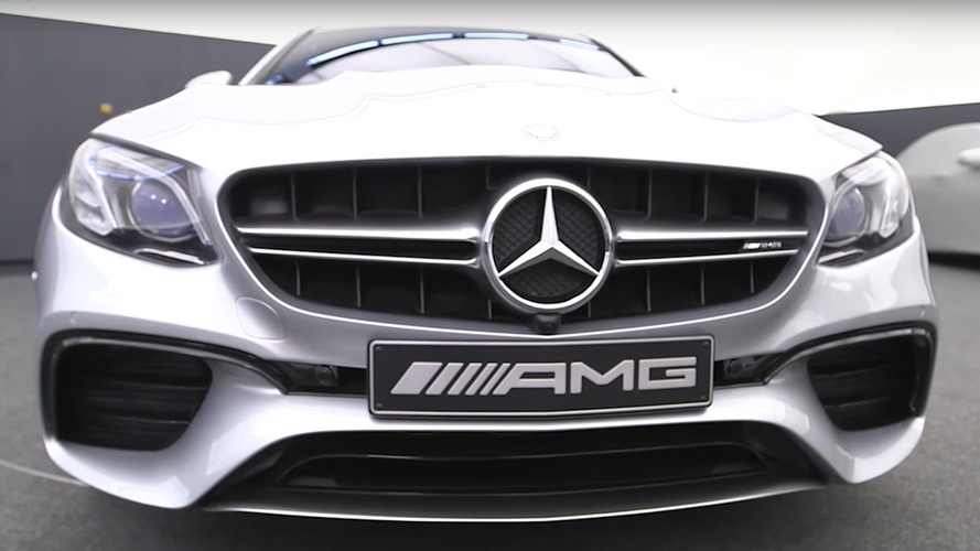 Mercedes-AMG talks E63 S exterior design