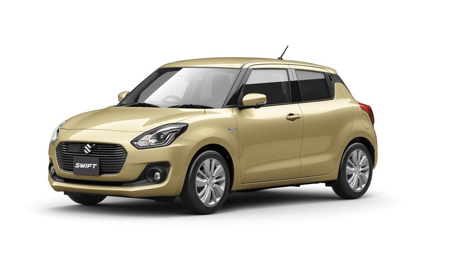 2017 Suzuki Swift finally goes official
