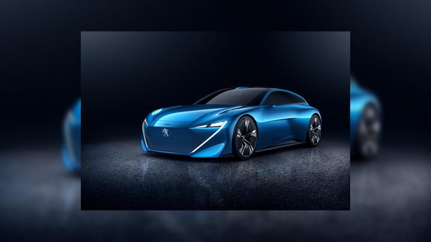 Geneva Motor Show 2017: Peugeot Instinct concept revealed