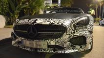 2015 Mercedes-AMG GT Edition 1 spy photo