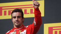Alonso the 'only genius' in F1 today - Stewart