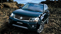 Suzuki Kizashi and Grand Vitara production terminated