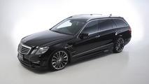 Mercedes E-Class Estate Black Bison by Wald International 19.6.2012