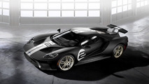 Were previous owners neglected in the Ford GT selection process?