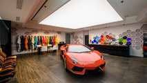 Lamborghini opens Ad Personam customization studio at headquarters