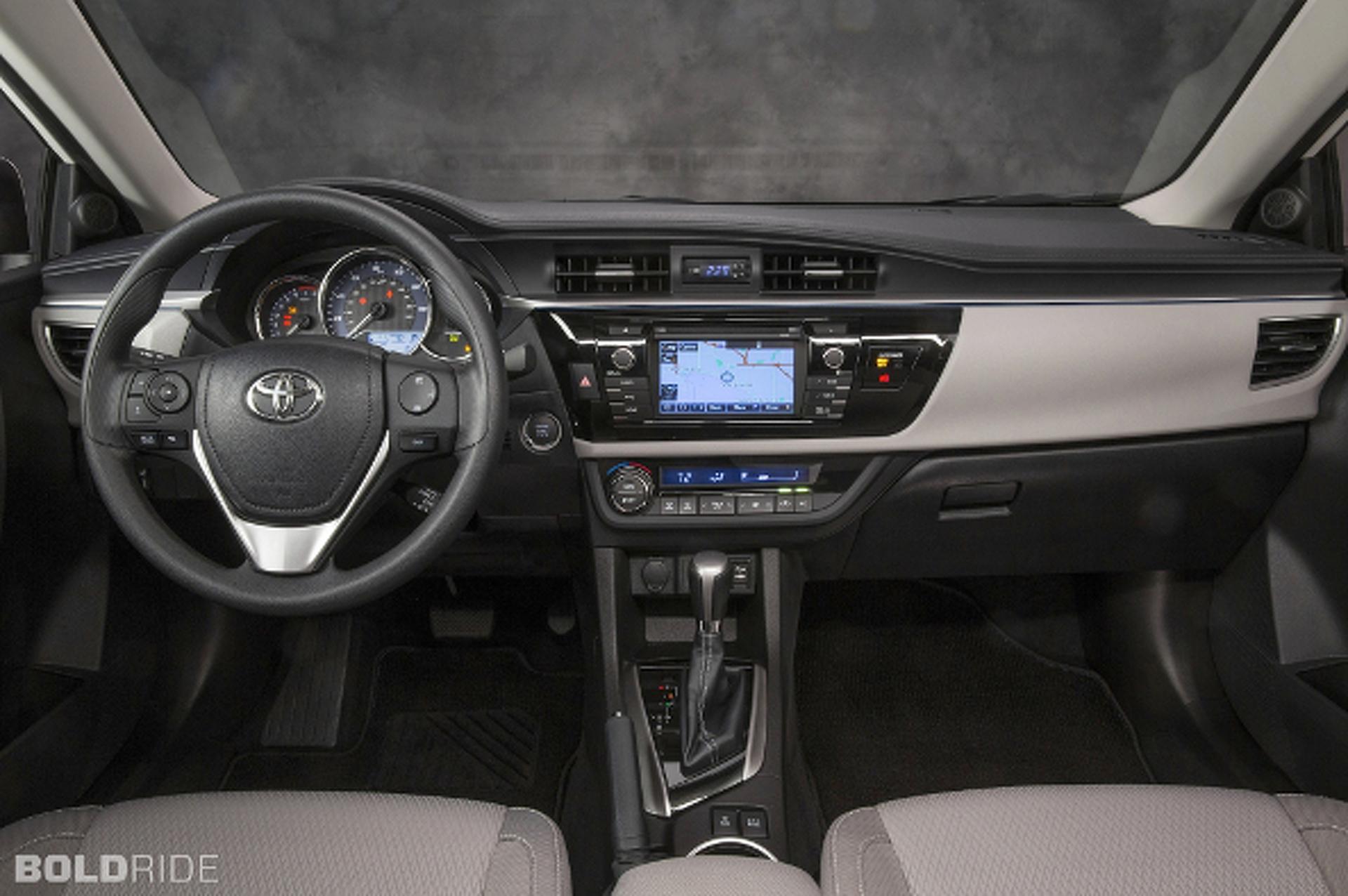 2014 Toyota Corolla: Finally Redesigned