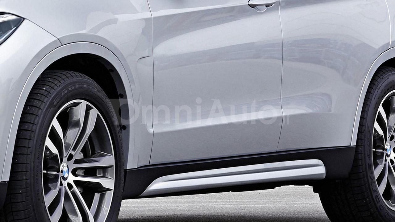 2019 BMW X7 rendering