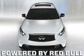 Infiniti and Red Bull Planning