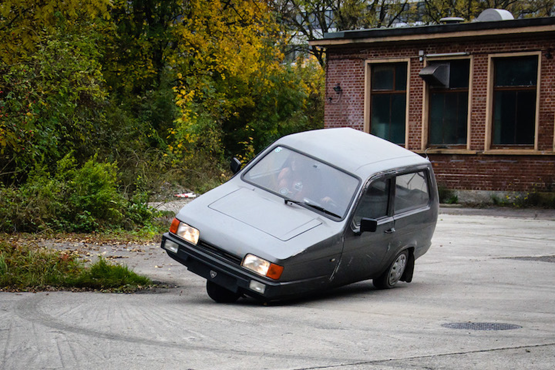 13 Cars that Will Scare the Crap Out of You This Halloween