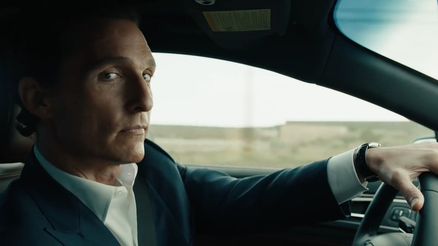 Matthew McConaughey sells the feeling of driving the 2017 Lincoln MKZ