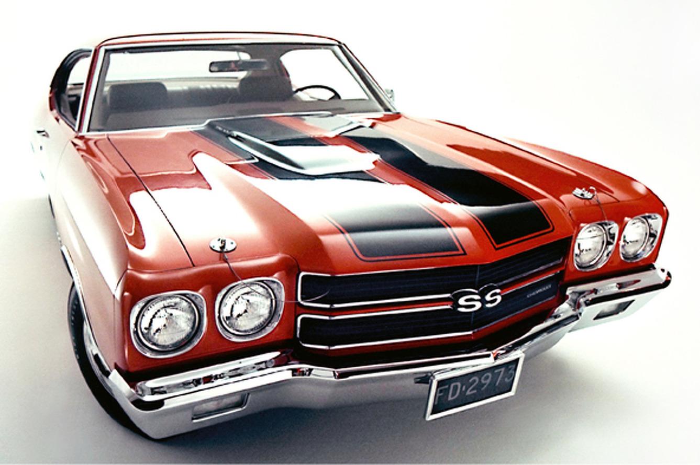 Bold School: 1970 Chevrolet Chevelle SS