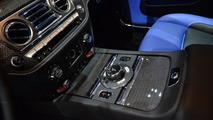 Rolls-Royce Wraith Black Badge live in Geneva