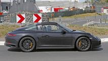 2017 Porsche 911 Targa GTS spy photo
