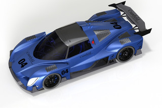 A Radical RXC Prototype Turns Hydrogen into 669-Horsepower