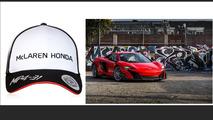 Gear for the McLaren fanatic
