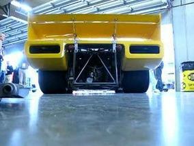 Porsche 917/30 Engine Start