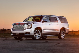Hennessey Turned the GMC Yukon into an 800-HP Super SUV