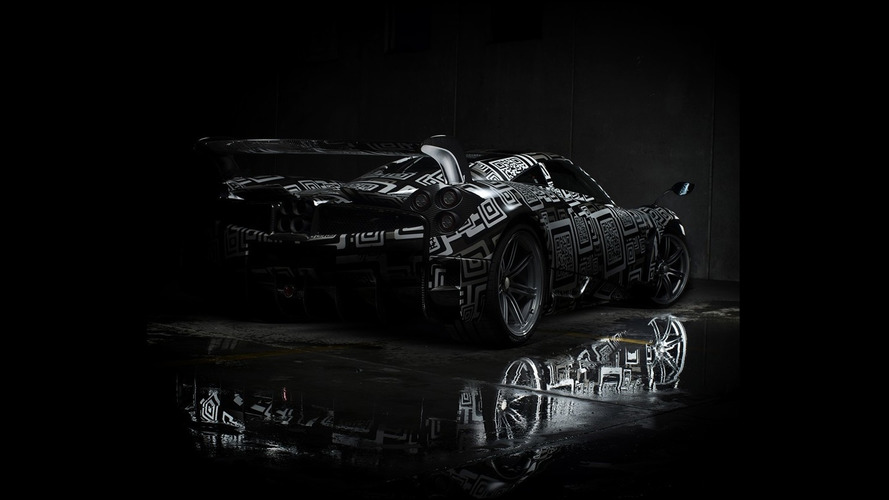 Pagani Huayra BC confirmed for Geneva debut in March