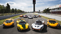 McLaren kicks off their ultra-exclusive P1 Driver Program