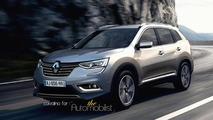 Renault Koleos replacement to be called Maxthon?