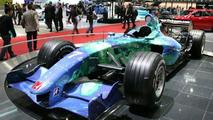 Honda's Environmental F1 Car Concept