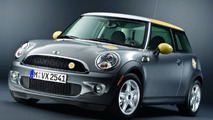 All-Electric MINI E Officially Revealed