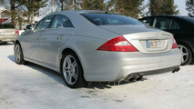 Mercedes CL 63 and CLS 65 AMG Spy Photos