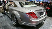 Mercedes CL 600 V12 Biturbo by FAB Design