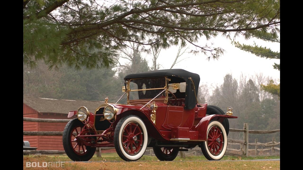 Packard Model 1-38 Runabout