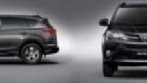 2013 Toyota RAV4 leaked photo 26.11.2012