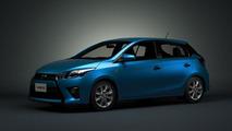 China-spec Toyota Yaris