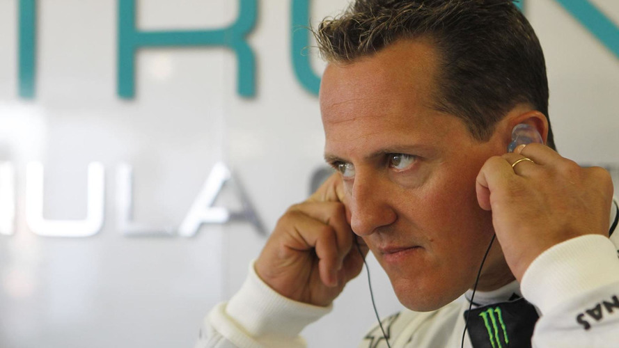 Schumacher not about to abandon comeback - spokeswoman