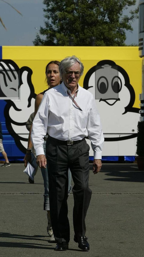 Ecclestone open to return of French GP