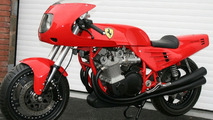Ferrari patents V-twin engine design, motorcycle in the works?