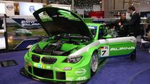 Alpina B6 GT3 in Geneva