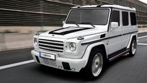 VÄTH Upgrades Mercedes G55 AMG
