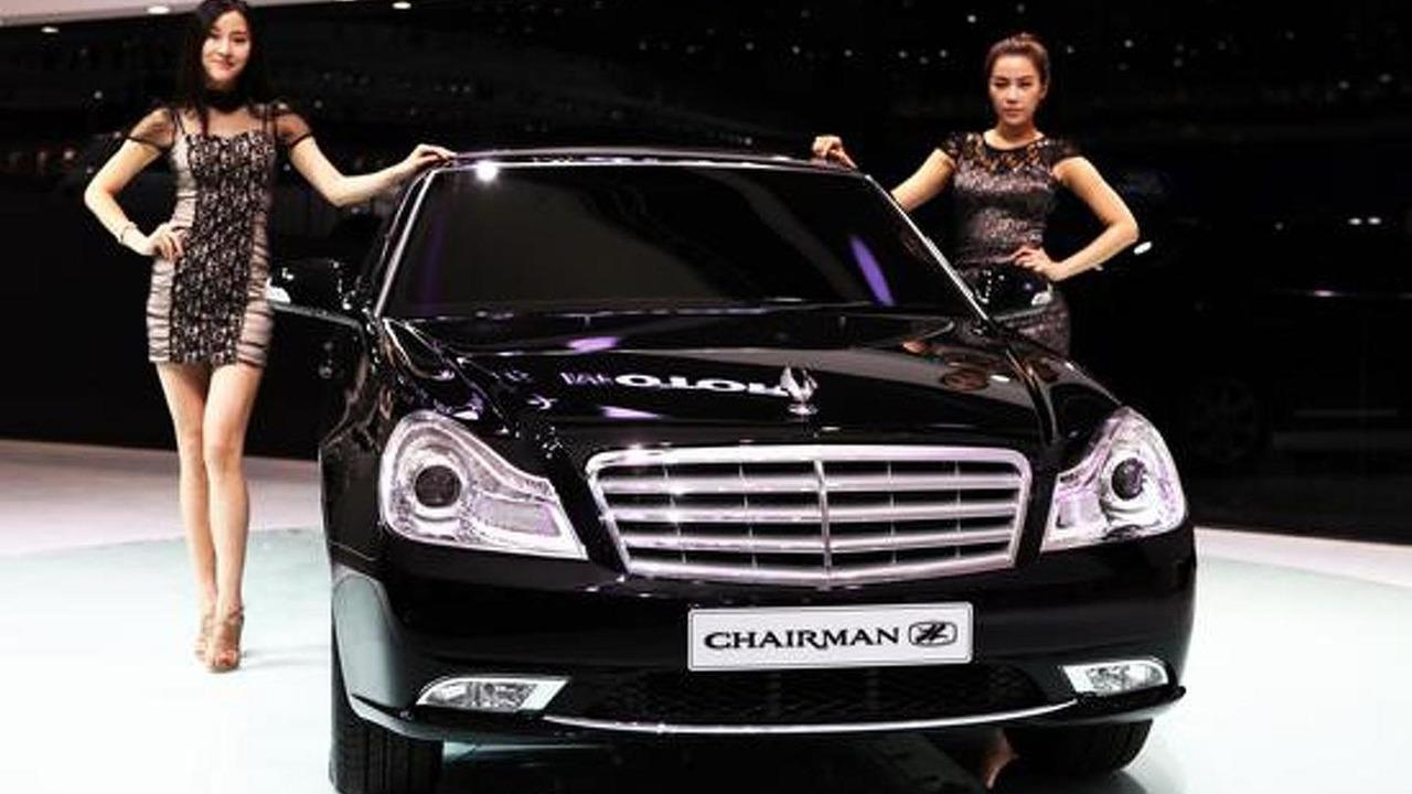 Ssangyong Chairman H - 6.4.2011