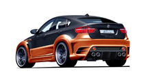 LUMMA CLR X 650 kit upgraded yet again for BMW X6