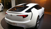 Opel planning a fuel-cell flagship?