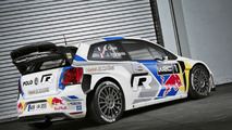 2014 Volkswagen Polo WRC revealed with minor changes