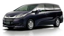 JDM-spec Honda Odyssey revealed