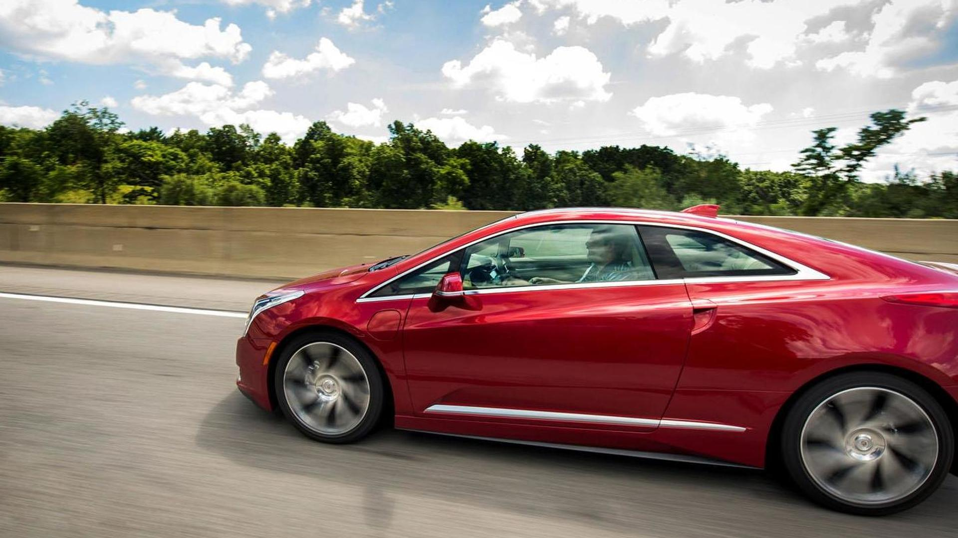 2014 Cadillac ELR priced at $75,995 - more than twice as much as the Volt