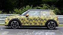 2014 MINI Cooper S returns in new spy shots